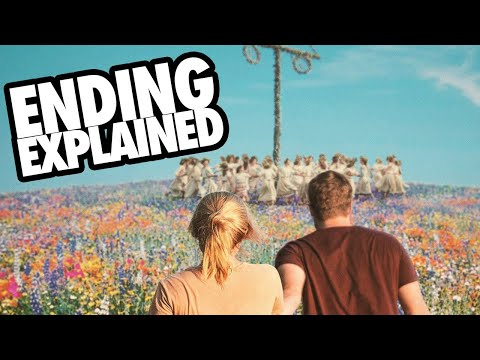 MIDSOMMAR (2019) Story + Ending Explained
