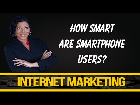 smartphone consumers - Understanding smartphone consumers - How smart are smartphone users? Businesses need to realize that going mobile is not a fad or a craze. It is happening no...
