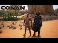 Conan Exiles O In cio Conhecendo O Jogo