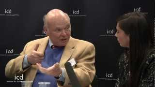 Dr. Stanton Speaks with ICD About Syria, December 2012