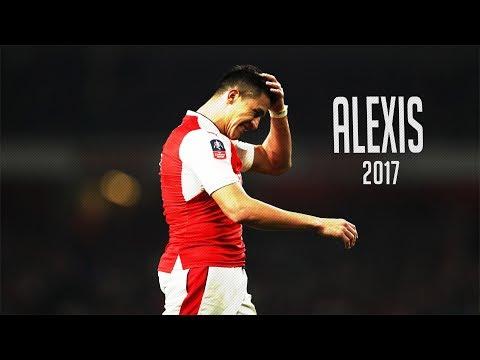 Alexis Sanchez - 2016/17 - skills and goals - HD