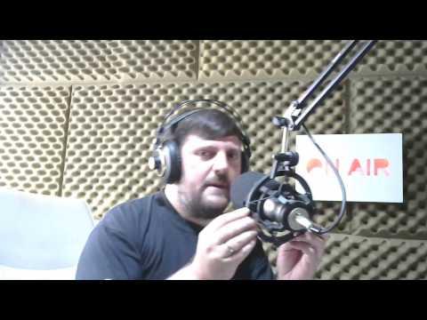 Radio Vlog Podcast (RVP 12) Microfonos para radio o podcast