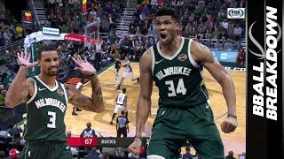 Is Bucks 17 Game Winning Streak THAT Impressive? by BBallBreakdown