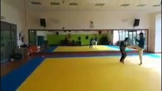 TaeKwonDo training allenamento palestra Olbia Team Antonio Carta