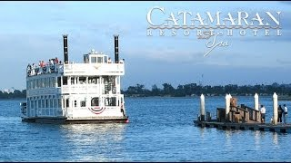 The Bahia Belle is an excellent choice among San Diego attractions. We encourage you to visit us aboard the Bahia Belle for an ...