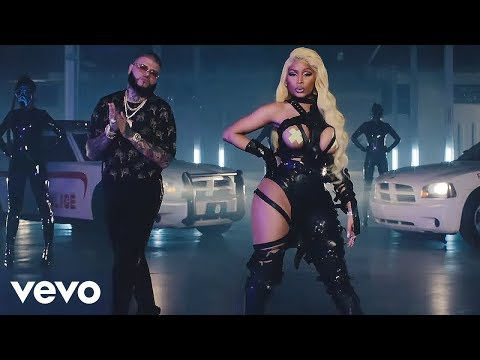 Nicki Minaj, Travis Scott & Farruko — Krippy Kush