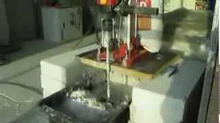 Миксер для бетона из алмазной дрели HILTI DD130