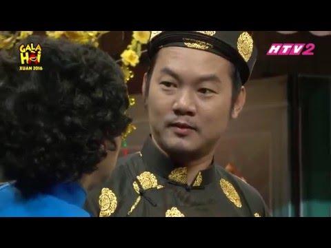 Hài Tết 2016 - Chàng Rể Hotboy - Long đẹp trai