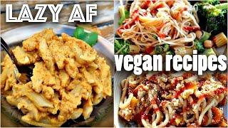 Resep Sehat bagi si Vegan Pemalas