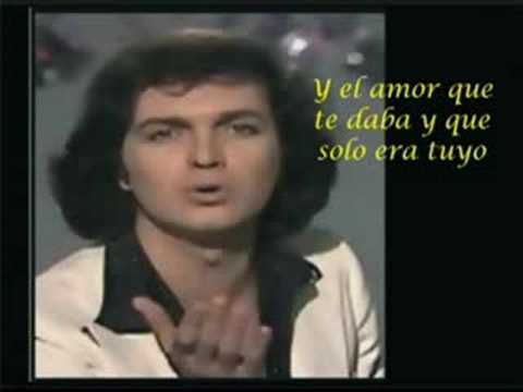 Camilo Sesto - Querido Amor