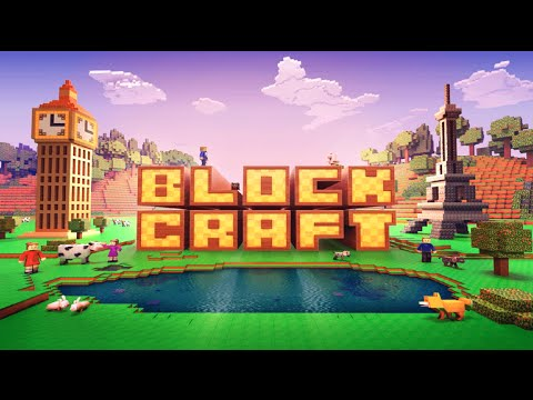 Block Craft 3D Android Gameplay (HD)