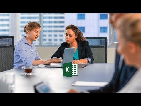 Microsoft Excel Training Course | Microsoft Excel for Beginners - Introduction