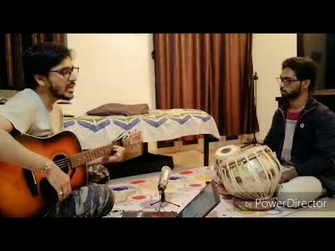 CHAND SI MEHBOOBA | COVER SONG | OLD BOLLYWOOD CLASSIC | GUITAR |TABLA |ACOUSTIC