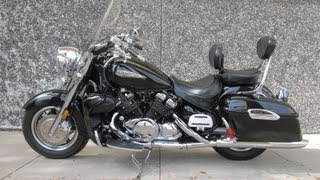 1. 2006 Yamaha Royal Star Tour Deluxe