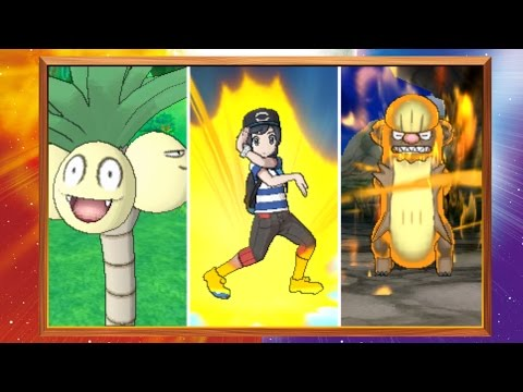 New Pokemon Moon and Sun Secrets Revealed!