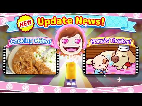 Watch Videos With Mama! Cooking Mama Let's Cook