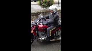 6. Side car Ural Tourist 2013 (Gilles Poutoux)  préparé par Est Motorcycle