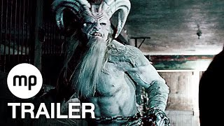 Nonton A Christmas Horror Story Trailer German Deutsch  2015  Krampus Vs Santa Claus Film Subtitle Indonesia Streaming Movie Download