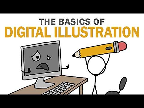 The Basics Of Digital Illustration
