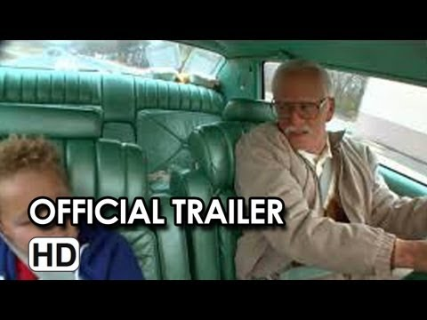 Jackass Presents: Bad Grandpa Official Trailer #1 (2013)