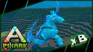 Hippocampus Tamed! :: PixARK Multiplayer :: E05
