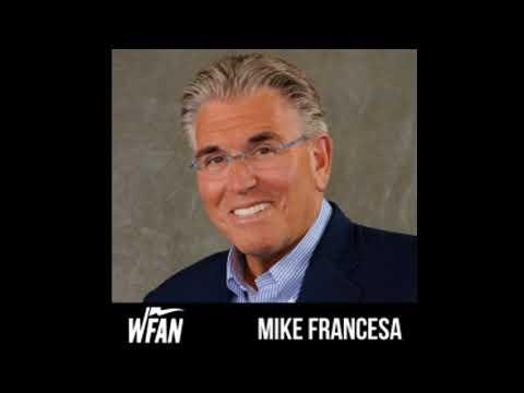 Mike Francesa final show part 18-Mike says goodbye WFAN (видео)