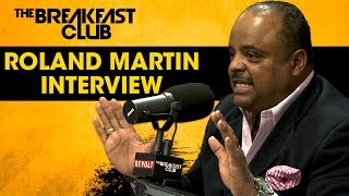 Video Roland Martin Discusses The Importance of the NAACP, Donating To HBCU's & More MP3, 3GP, MP4, WEBM, AVI, FLV Oktober 2018