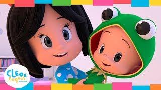 CUCU CANTABA LA RANA ¡Nueva Colección! Cleo & Cuquín | Familia Telerín - Canciones para niños