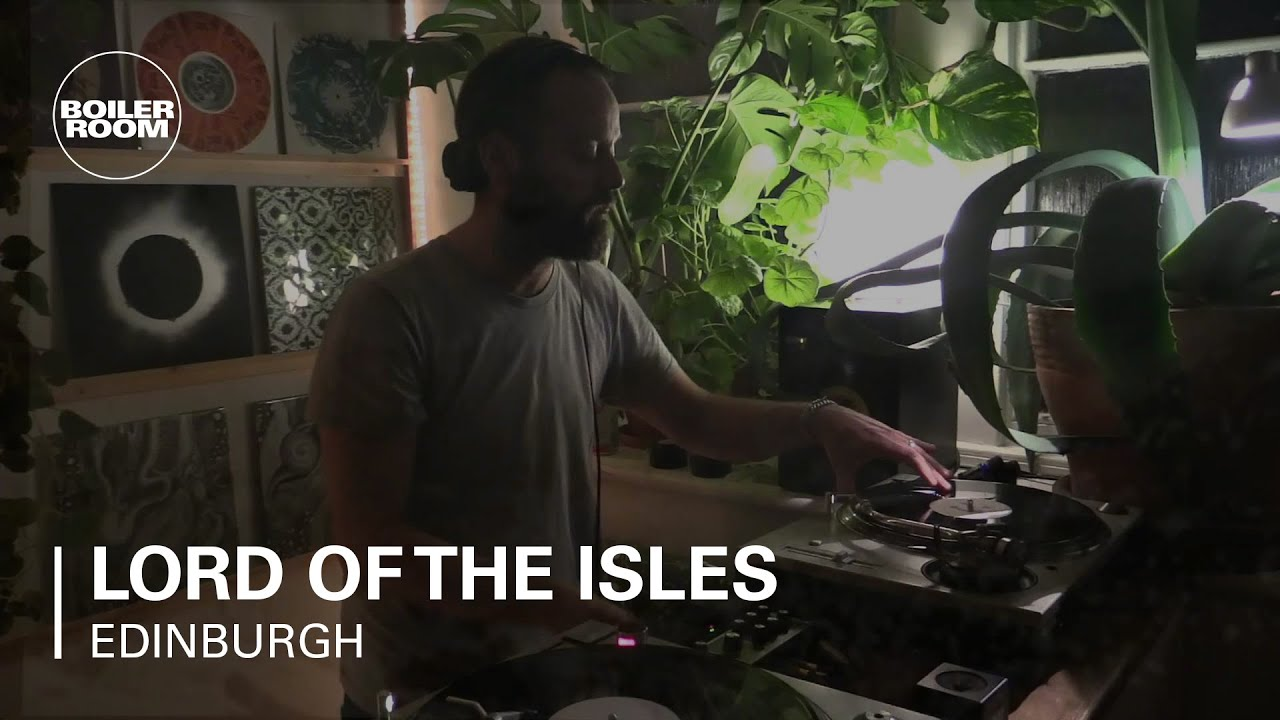 Lord Of The Isles - Live @ Boiler Room Edinburgh 2015