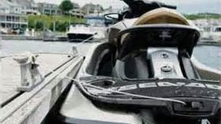 8. Installation of a SeaDoo Speed Tie Unit on a 2013 GTX 155s