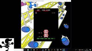 Crazy Kong [Moon Cresta Hardware] [ckongmc] (Arcade Emulated / M.A.M.E.) by Ivanstorm1973