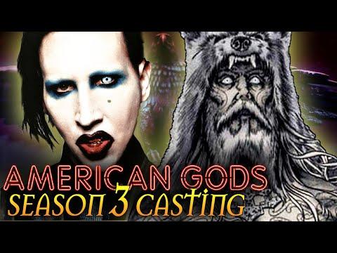 American Gods Season 3 Casting News (Orishas, Marilyn Manson & more)