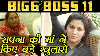 Video Bigg Boss 11: Sapna Chaudhary MOTHER Neelam Chaudhary NEVER wanted her to go in show | FilmiBeat MP3, 3GP, MP4, WEBM, AVI, FLV Oktober 2017