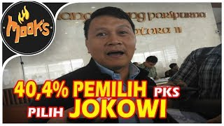 Video 40,4% Pemilih PKS Pilih Jokowi, Prabowo Bisa Apa? MP3, 3GP, MP4, WEBM, AVI, FLV Agustus 2018
