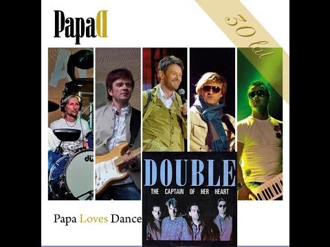 Tekst piosenki Papa D - Captain of Her Heart po polsku