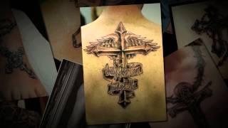 Video Best 50 Cross Tattoos for Men MP3, 3GP, MP4, WEBM, AVI, FLV Juni 2018