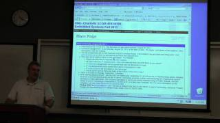Embedded Systems Course - Lecture 01: Introduction to Embedded Systems