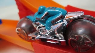 """In this video I unbox and assemble the Hot Wheels Daredevil Double Loop track set. This track includes 1 motorcycle vehicle.Check out my other fun toy videos:Watch Playing with the Riplash Flyers from Disney Movie Planes Fire and Rescue. We have the Skipper and Dusty Riplash Flyers.""""http://youtu.be/pLSOYiihqEs""""Unboxing 5 Pack Shopkins Small Mart with Hidden Shopkin""""http://youtu.be/EgpZleCzmj8""""Unboxing and Playing Spiderman Villain Showdown""""http://youtu.be/ythIXRIWyU4""""Opening 8 Transformers Rescue Bots Playskool Heroes""""http://youtu.be/Yc03l9Z8H-c""""Review of Bumblebee Transformer Rescue Bot Playskool Heroes""""http://youtu.be/zAk83z3iNrk""""Playing Disney Sofia The First Forest Playset""""http://youtu.be/9gYcPLm6QiI""""Opening Shopkins 12 pack Shopkins Small Mart""""http://youtu.be/_JW85iERzb8""""Watch Assembling and Playing the Design And Drift Speedway Track Set With Micro Drifters Lightning McQueen and Dinoco Cars""""http://youtu.be/AEhokIcYRGU""""Unboxing Disney Fairies Tink's Bling Boutique with Tinker Bell""""http://youtu.be/ccYSH2YIkj4"""""""