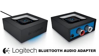 LOGITECH BLUETOOTH AUDIO ADAPTER - REVIEW/TUTORIAL