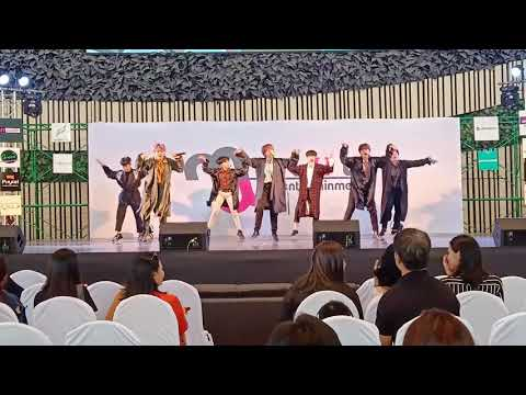 20190224 Infothink Cover Bts : Idol : M Flow Entertainment Grand Opening