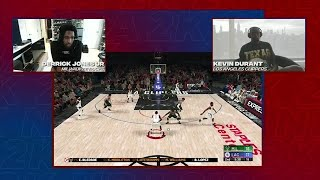 Best Plays of NBA2K Players Tournament Day 1! by NBA