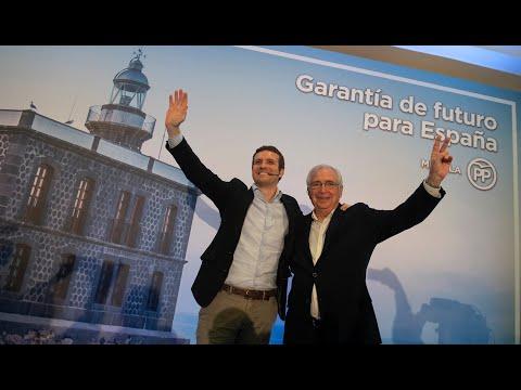 Imbroda, la mejor garantía de futuro para Melilla