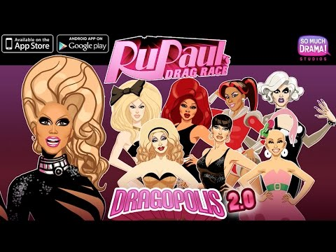 Video of RuPaul's Drag Race: Dragopolis