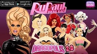 RuPaul's Drag Race: Dragopolis YouTube video