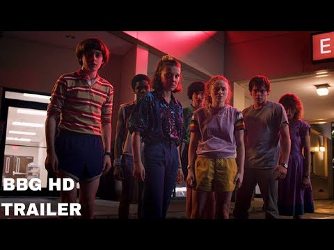 STRANGER THINGS: Season 3 - Official Trailer (2019) Netflix HD