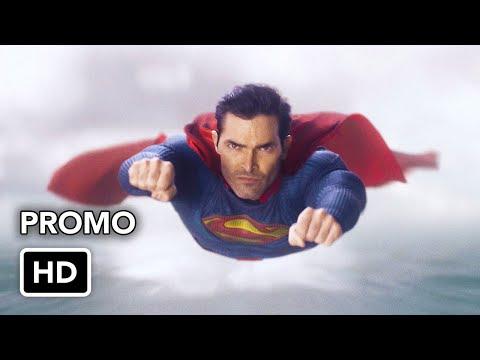 "Superman & Lois 1x02 Promo Trailer ""Heritage"" (HD) This Season On"