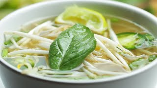 Quick 30-Minute Chicken Pho by Tasty
