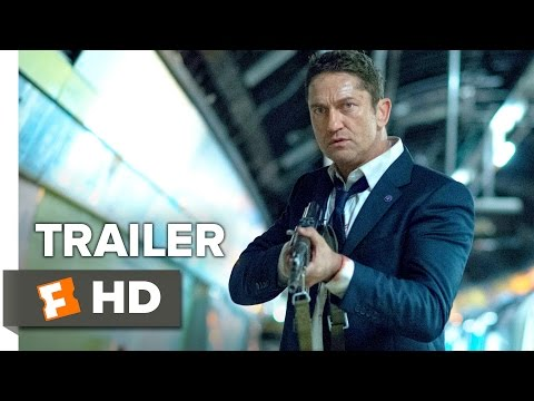 Kod Adı: Londra - London Has Fallen (Official Trailer 2015) Fragman HD İzle