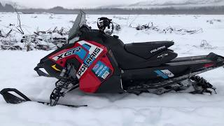 3. 2020 Polaris Indy XCR 600 review