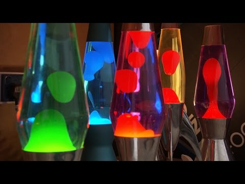 How Do They Make Lava Lamps